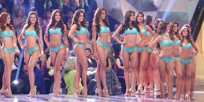 Colombia's National Beauty Pageant