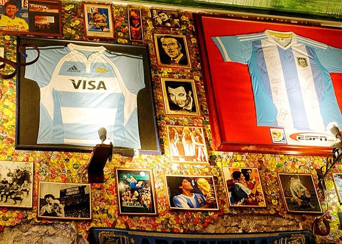 Argentinian Memorabilia