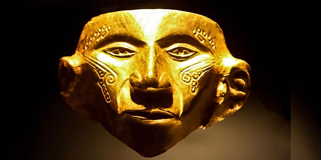 Gold Mask Museo De Oro