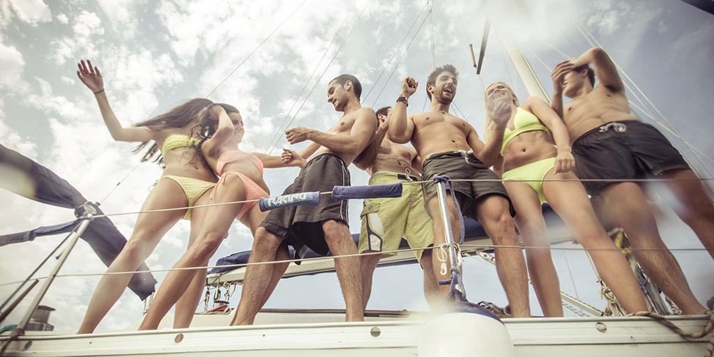 Festival Boat Rentals Cartagena