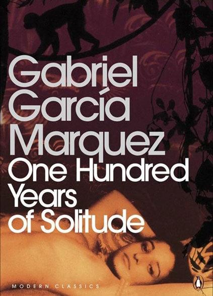 Book by Gabriel Garcia Marquez