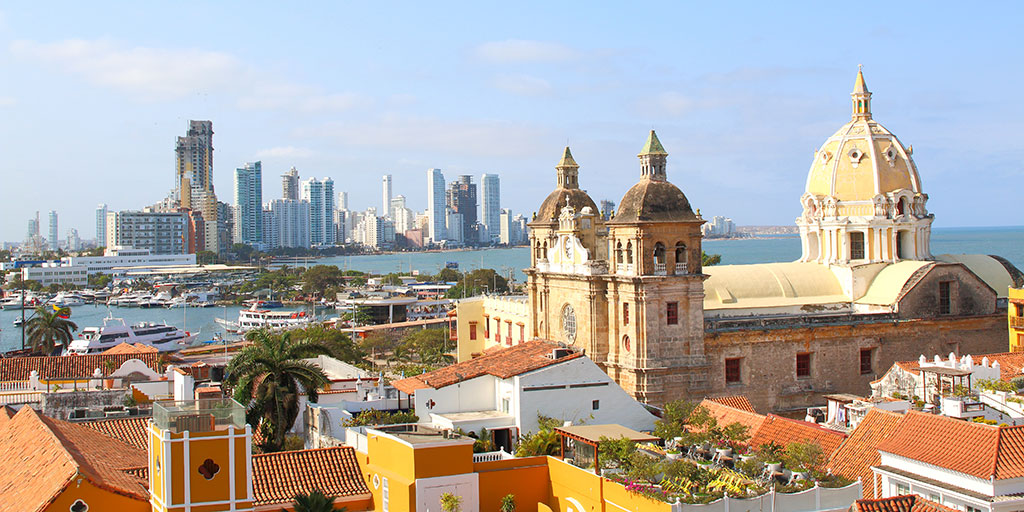 Cartagena's Old City