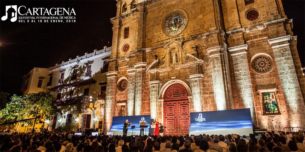 Cartagena International Music Festival