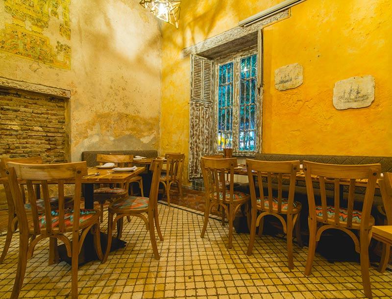 Restaurante Mistura Cartagena