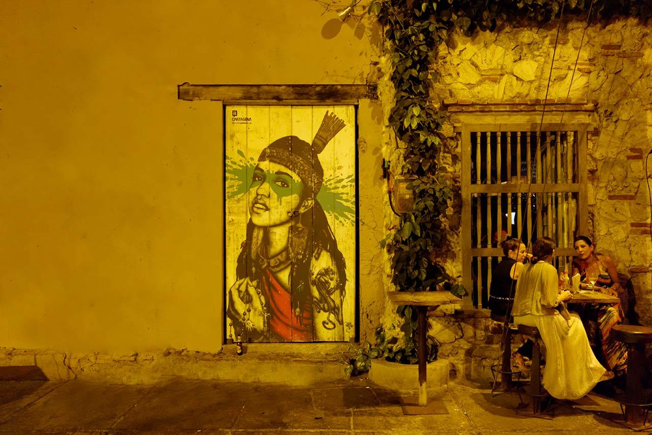 Demente Tapas Bar–Cartagena