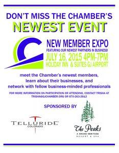 GJACC New Member Expo July 2015