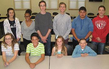 2016 Grand Junction Young Entrepreneur Academy Participants