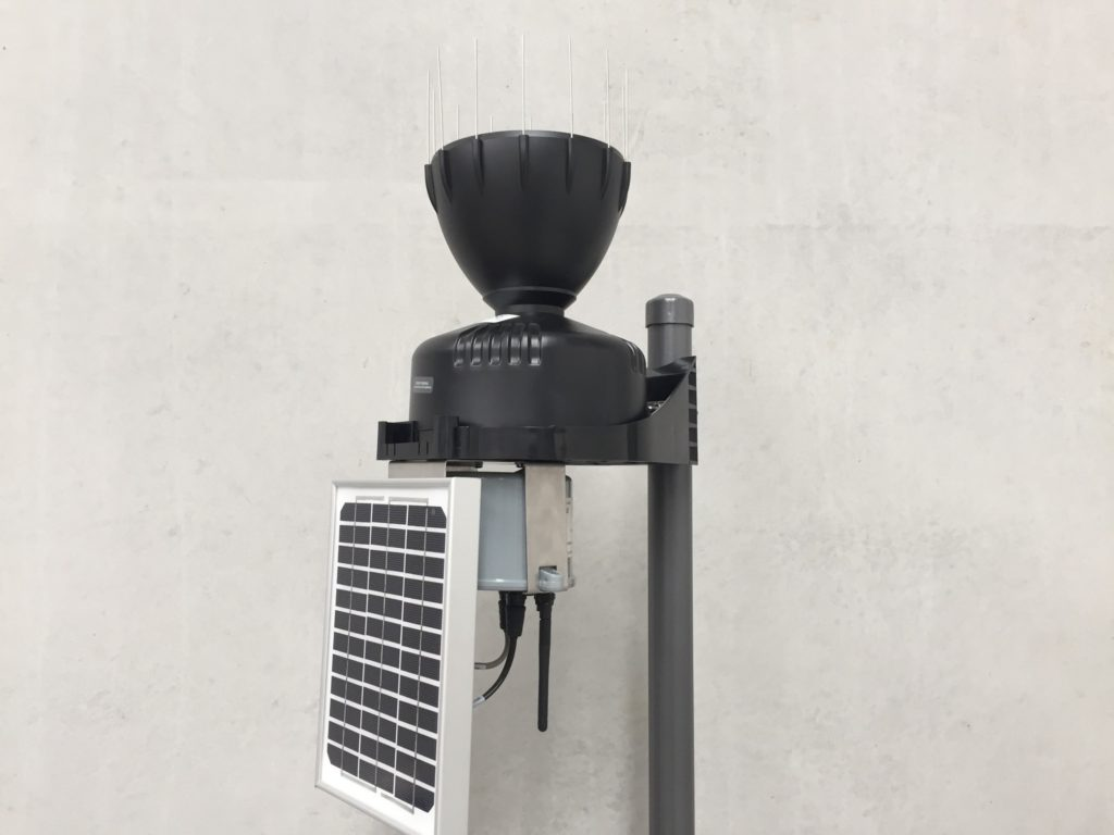 Event Reporting Rain Gauge with Eventburst™ functionality (Sigfox IoT) Image