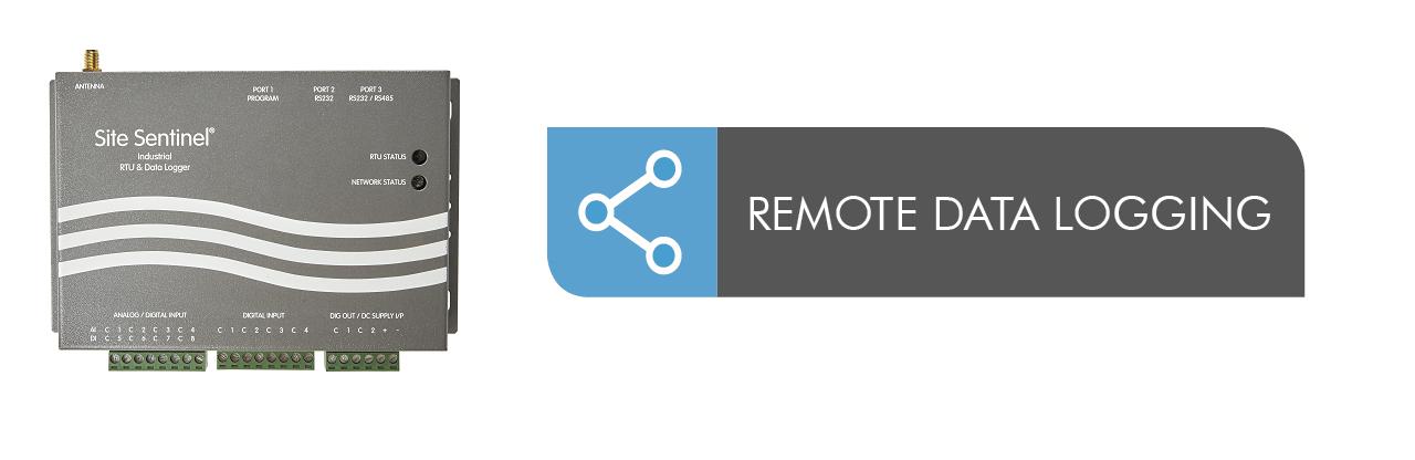 Remote Data Logging P1