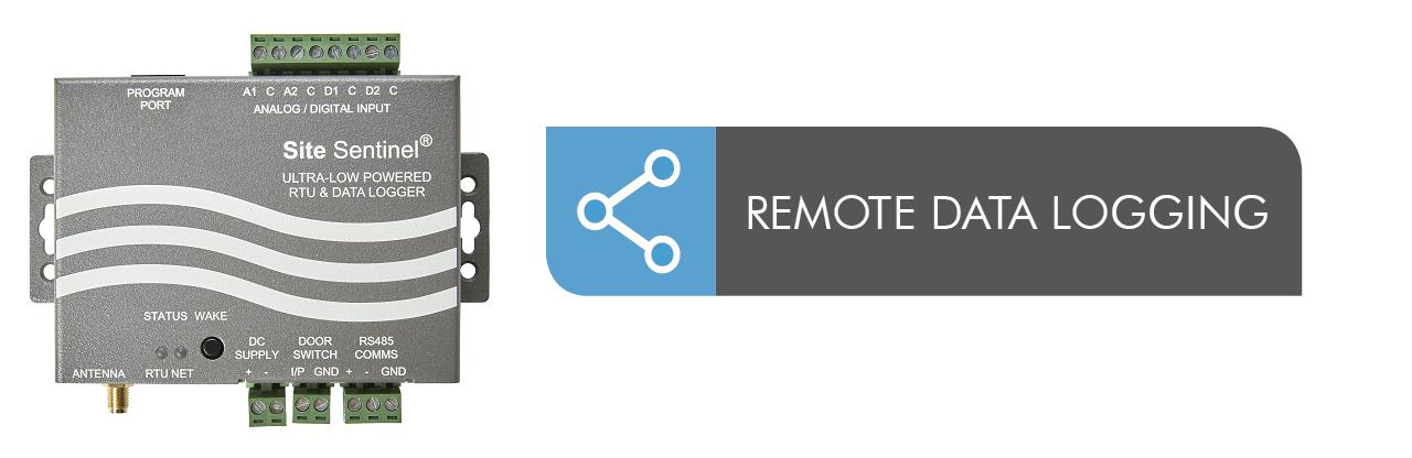 Remote Data Logging P2