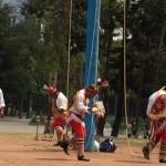 Toltec dancers Vision Quest