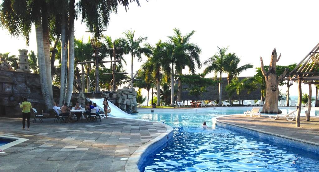 Amatique Bay pool 1