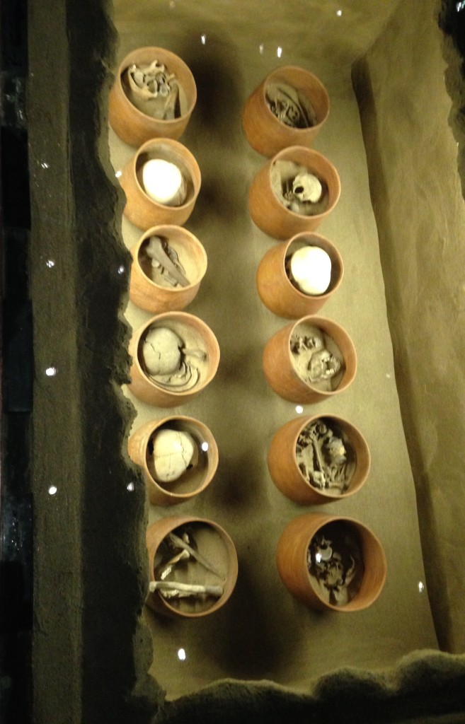 Burial jars