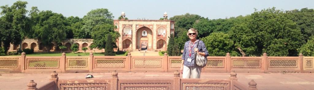Humayun's tomb - E