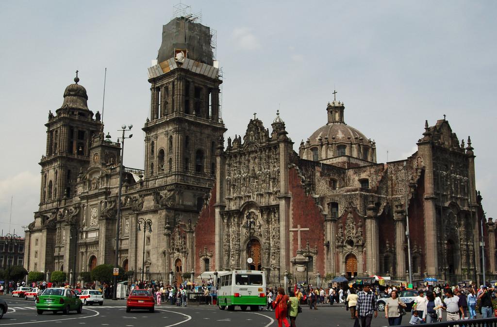 Metropolitan Cathedral - Mexico City