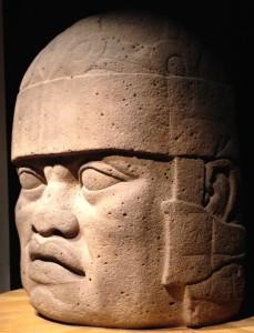 Mongolian head