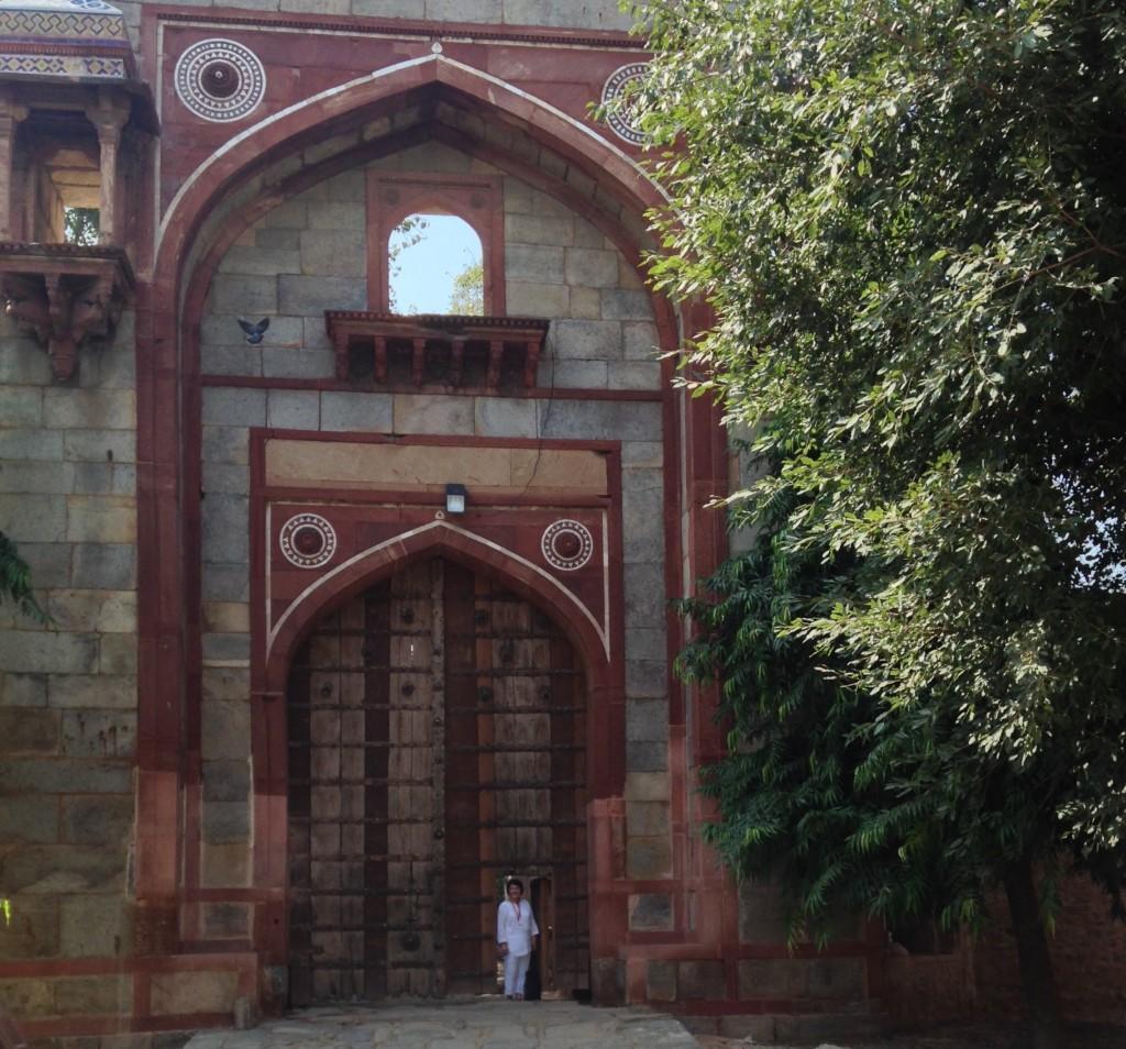 Portal to Humayun's Tomb