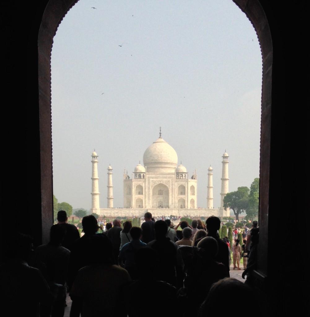 closer to Taj