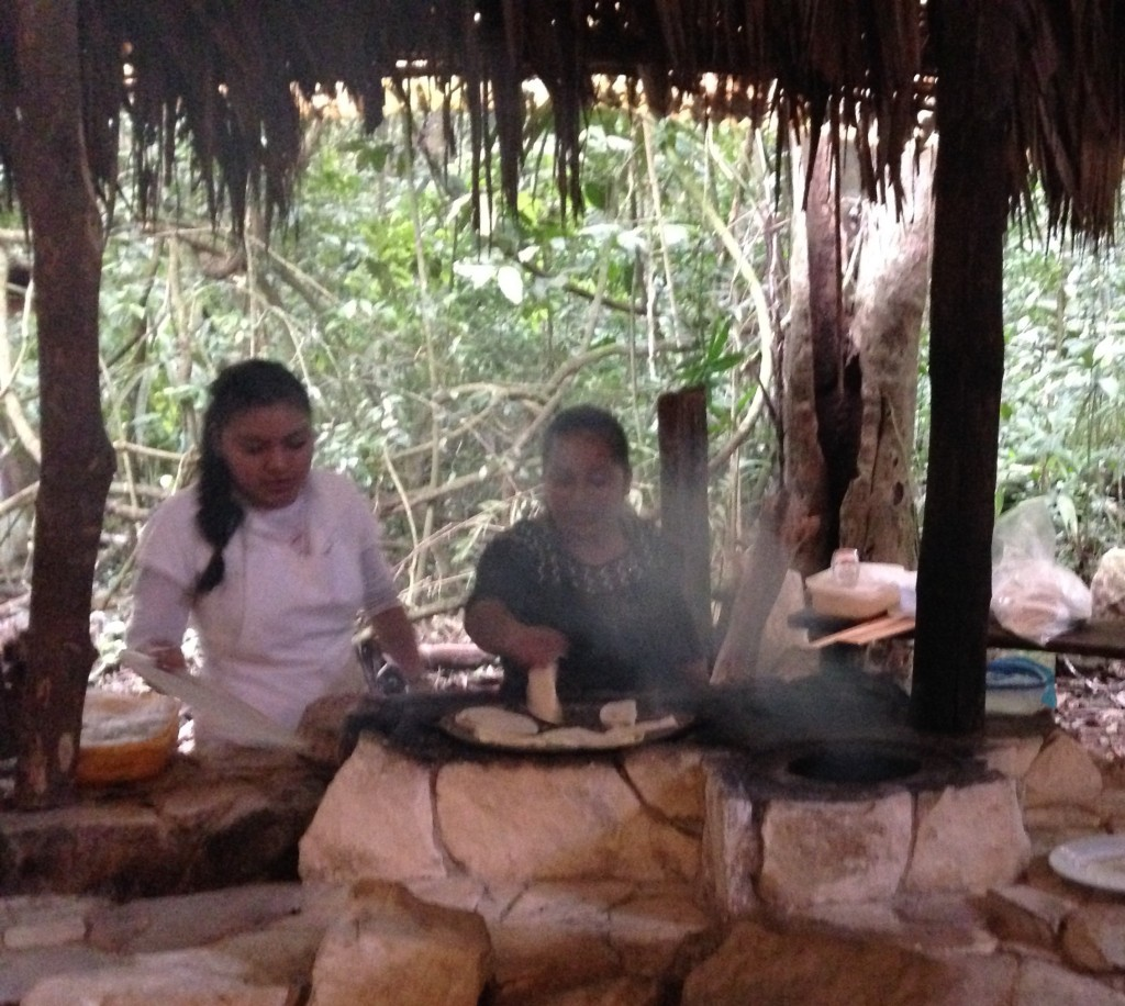 cooks at Valescondido