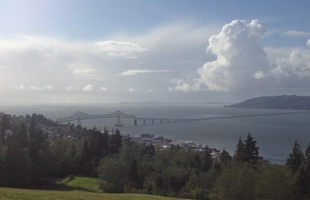 View of Astoria Bridge