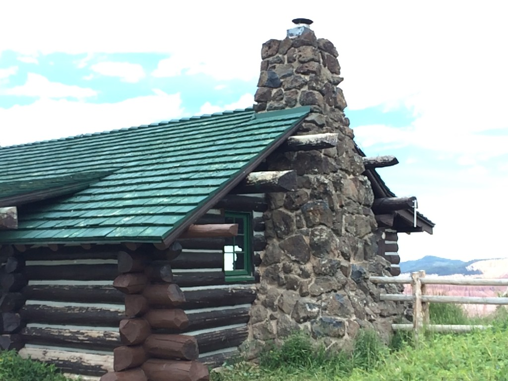 Cedar Breaks National Monument Park headquarters