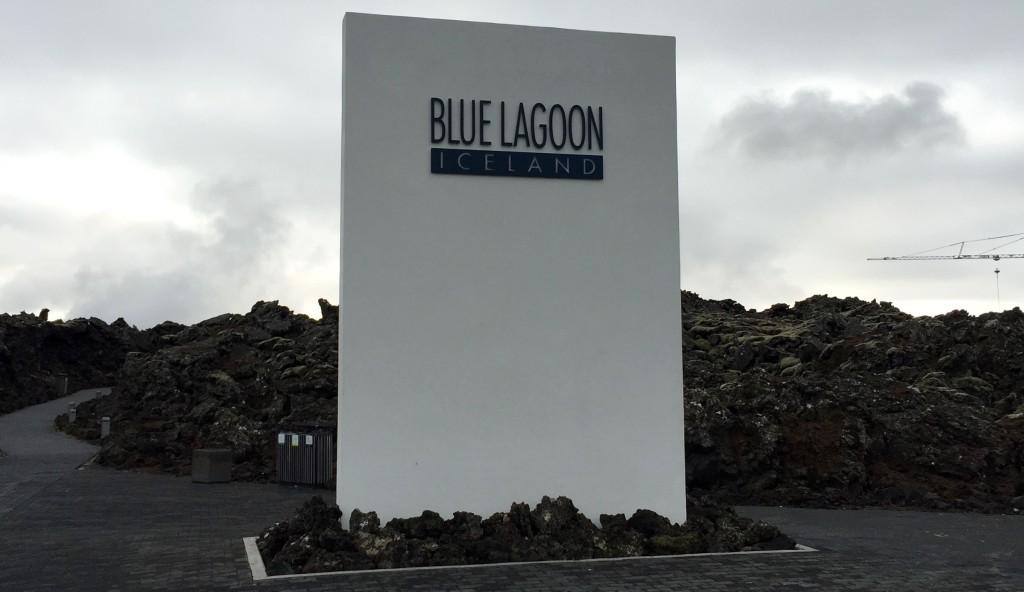 Blue Lagoon pathway