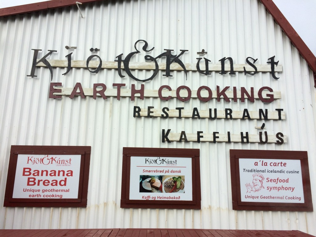 Earth cooking restaurant