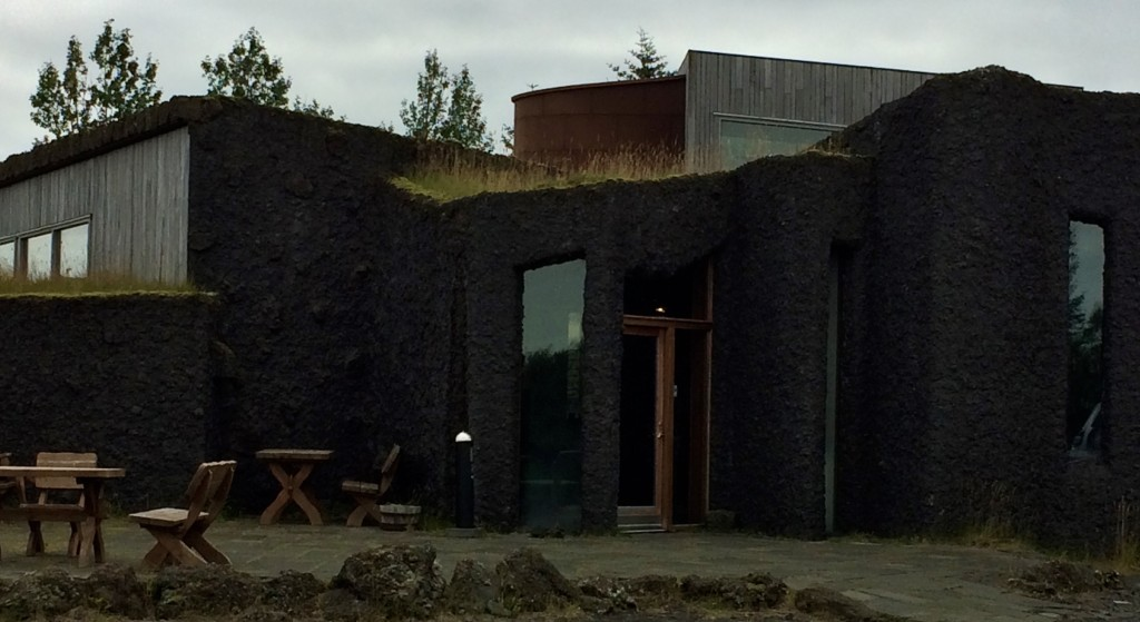 Hekla Volcano Visitors Centre