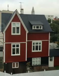 Reykjavik home