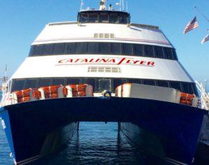Catalina Flyer catamaran
