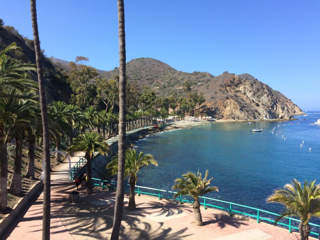 Descanso Cove from 2nd floor
