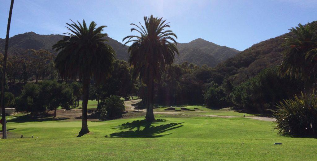 Golf course - Santa Catalina