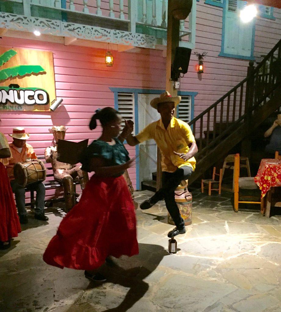 Dancing on a Rum Bottle