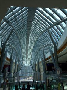 Upscale Santo Domingo mall