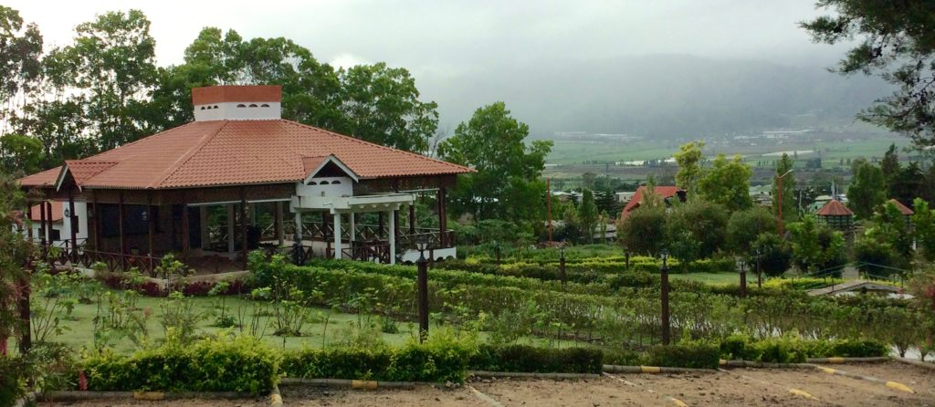 Pavillion at Altocerras Villas