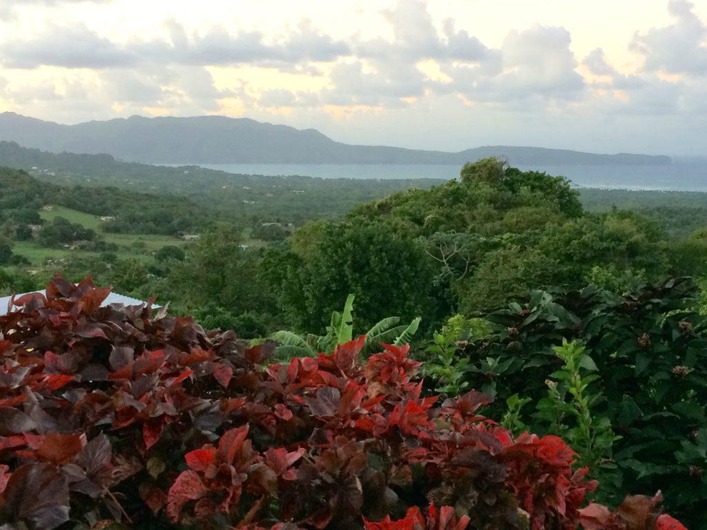 View from El Monte Azul