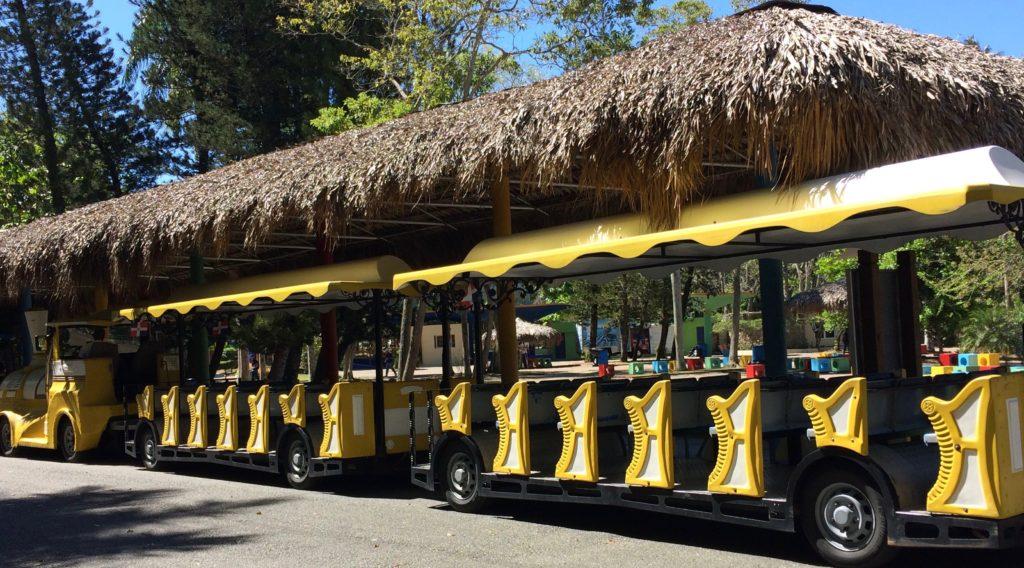 Yellow train