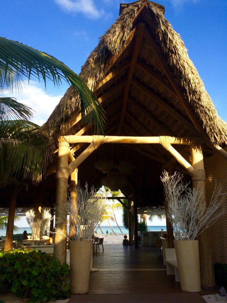 Playa Blanca Restaurant entry