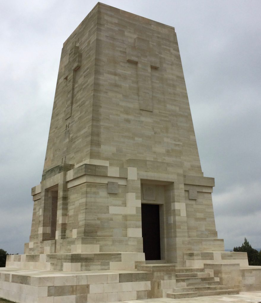 Mausoleum at Gallipoli