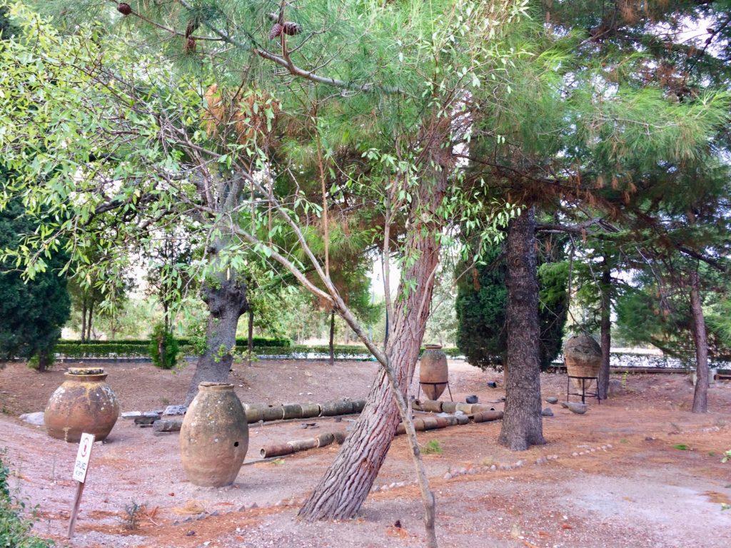 The Pithos Garden