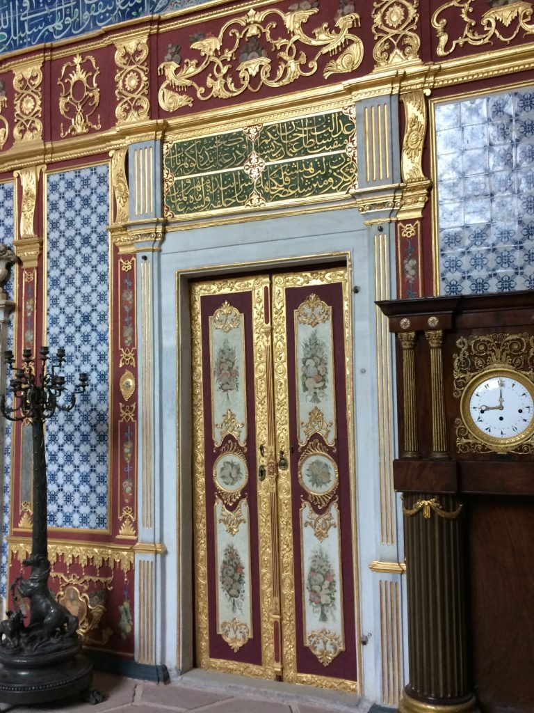 The sultans loved clock