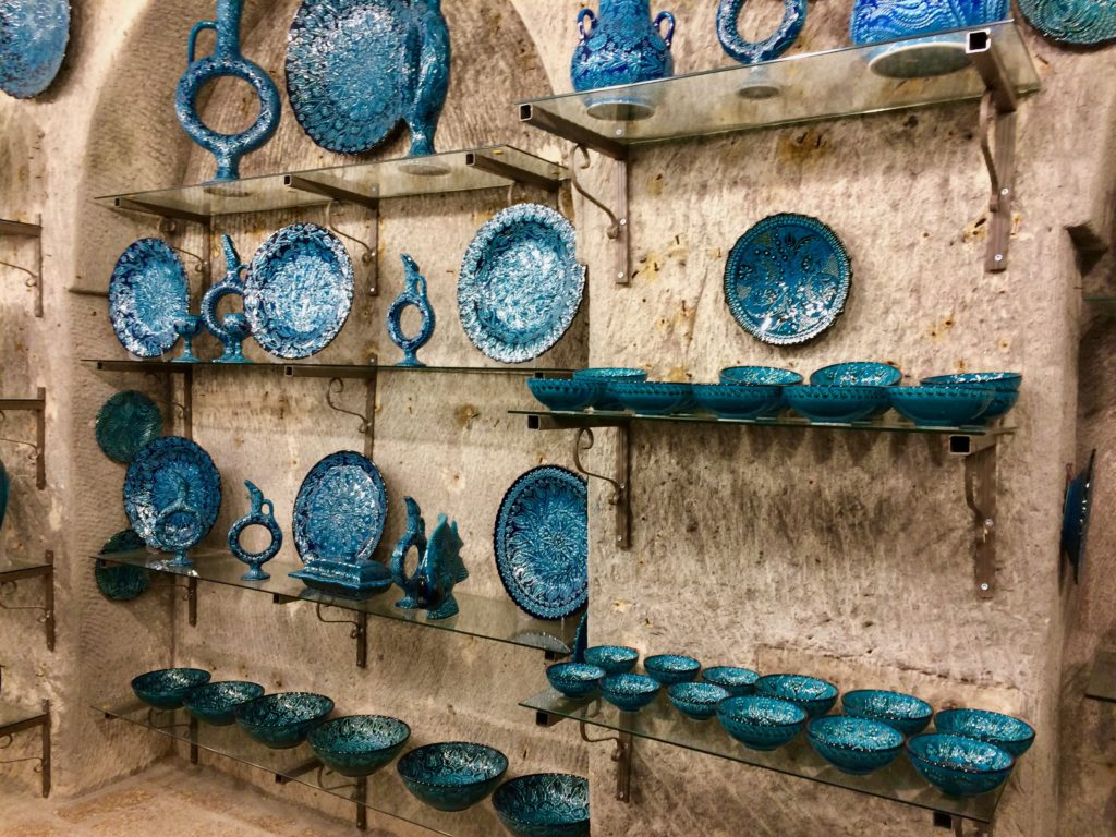 Turquoise ware