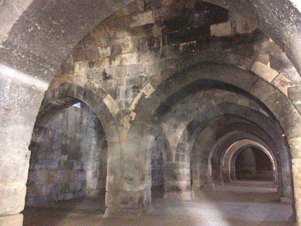 Arches still holding