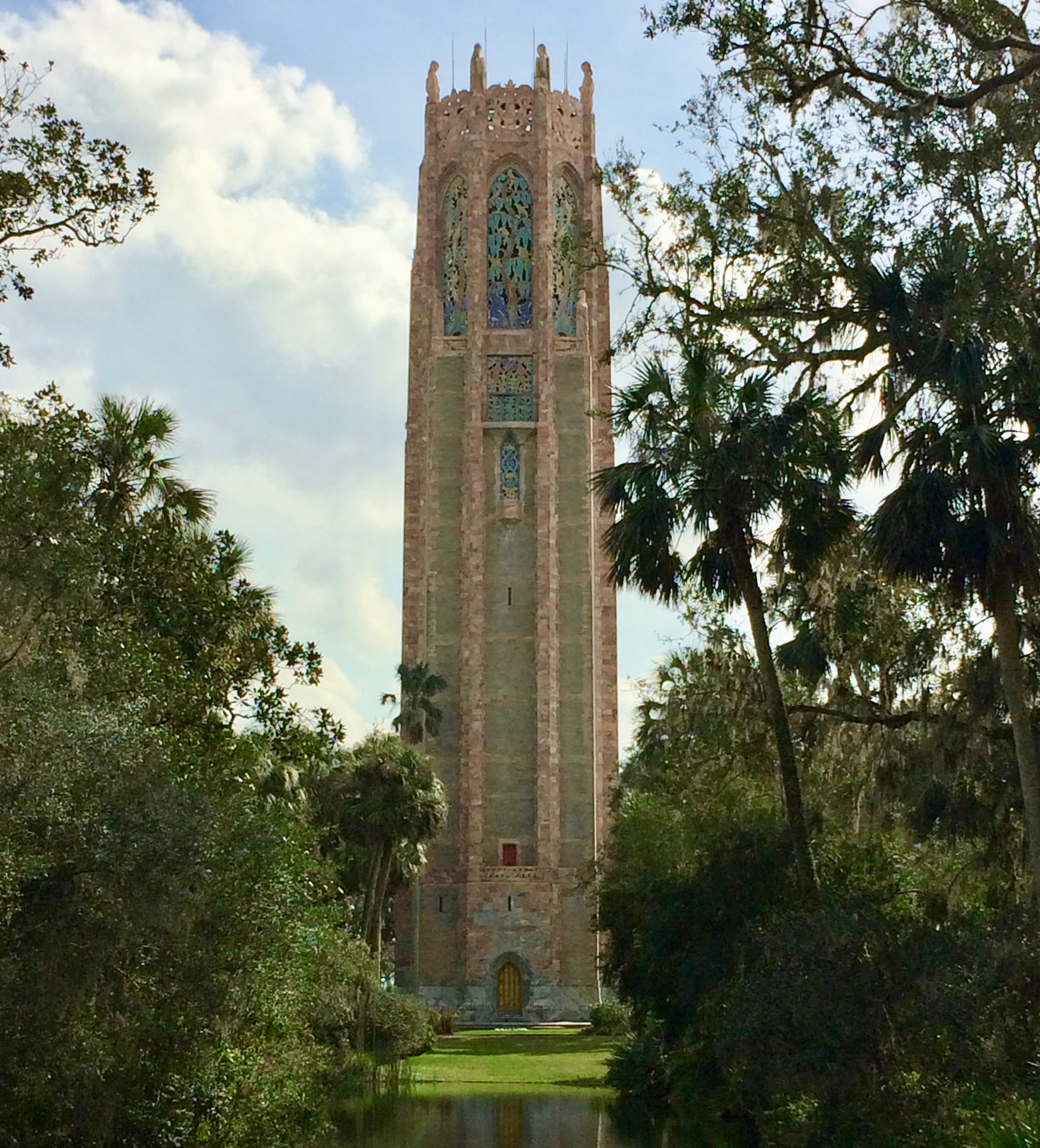 Bok Tower = Carillon