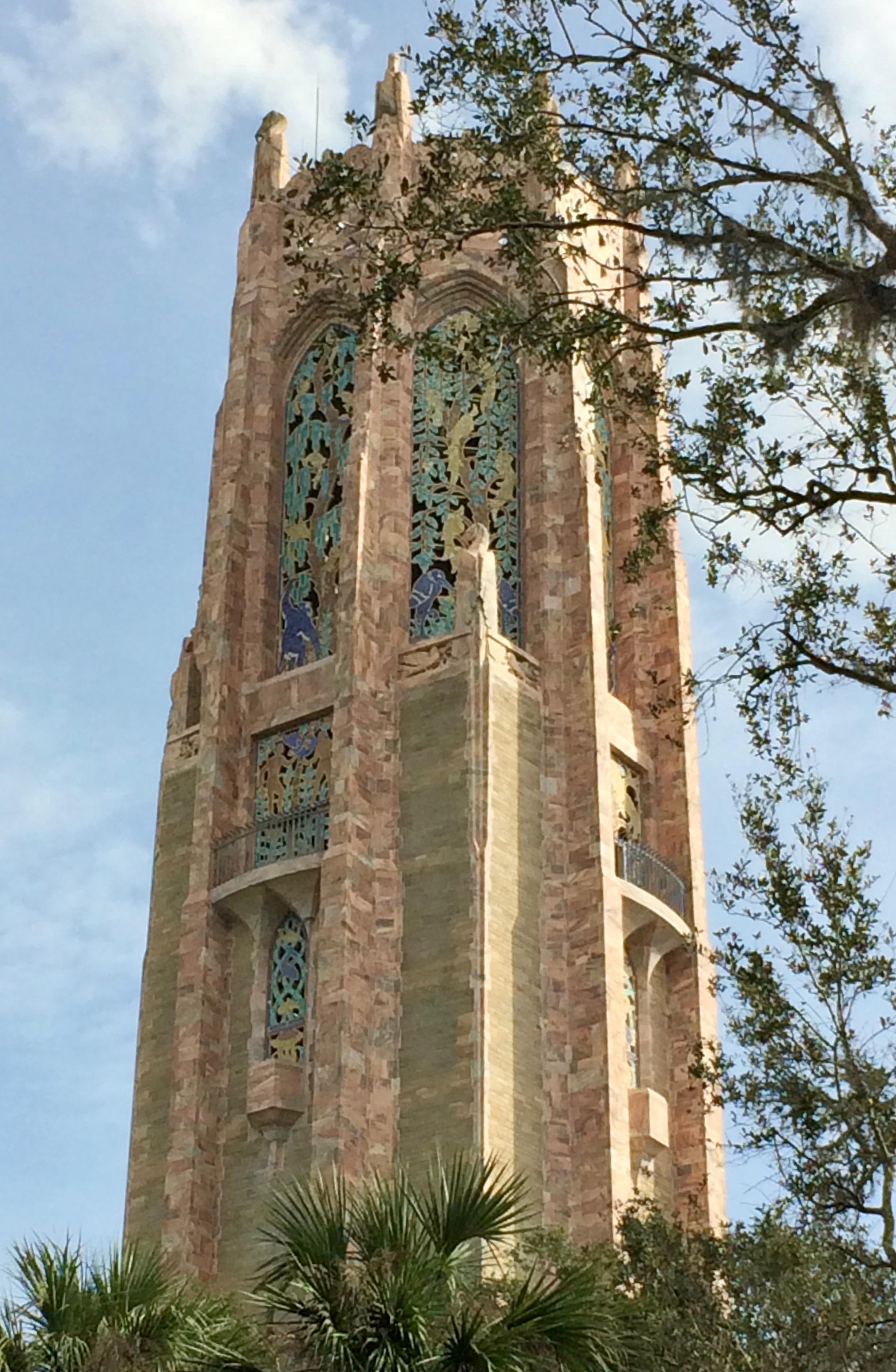 Carillon tower