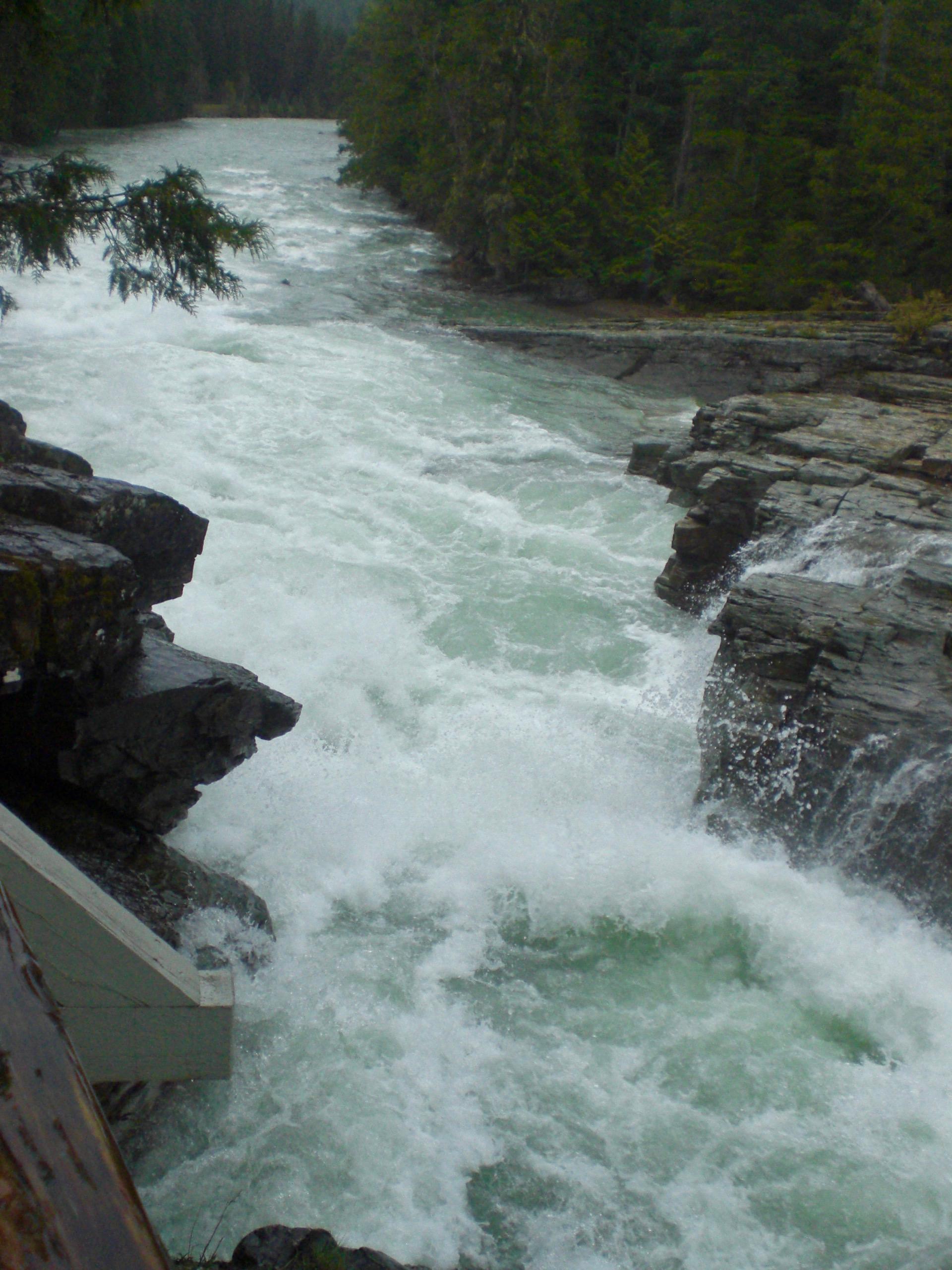 Whitefish River, Montana