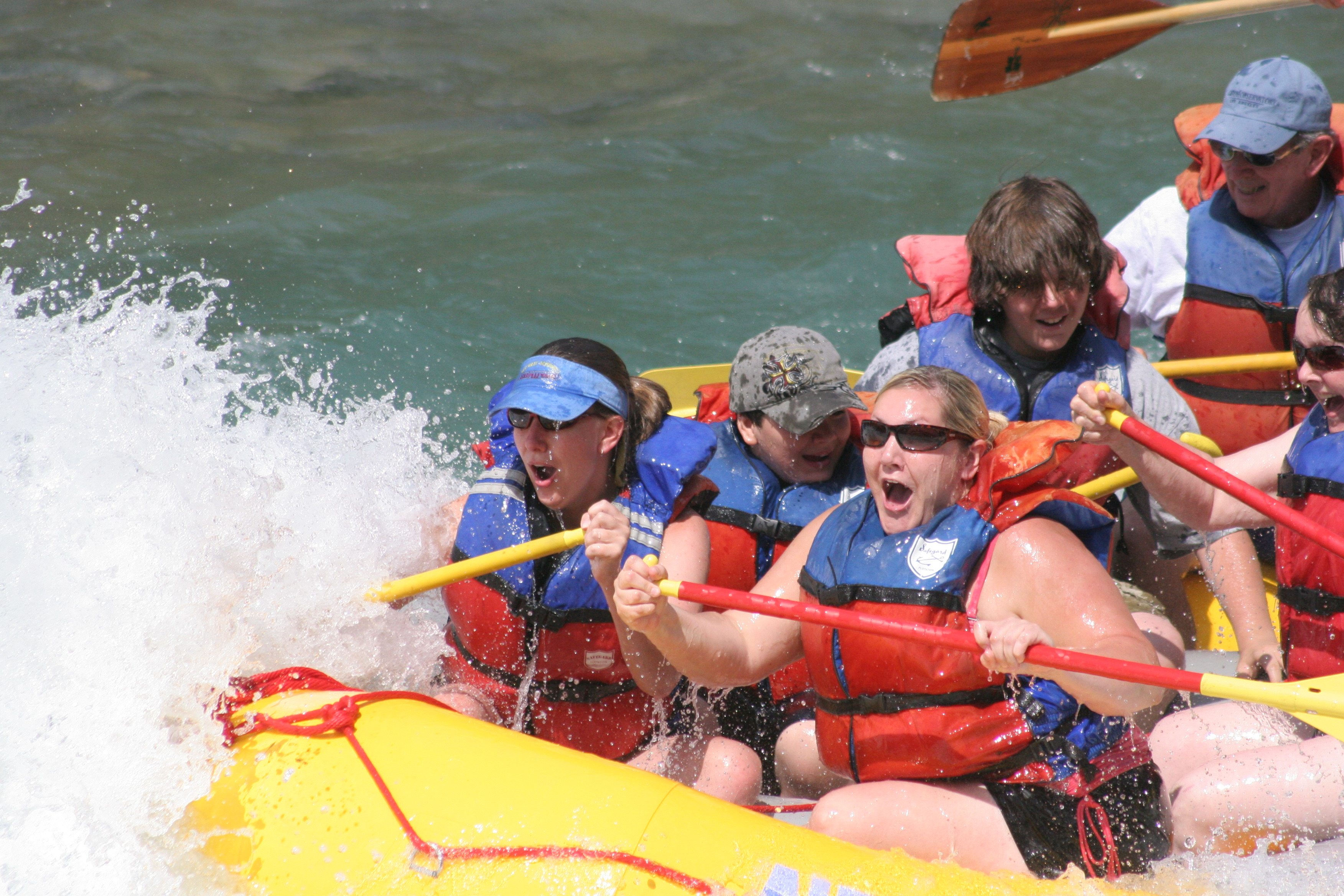 Glacier Raft Co Middle Fork of Flathead River