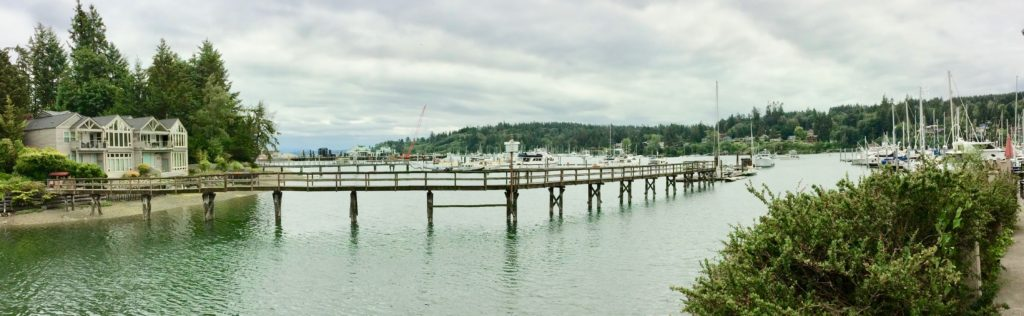 Eagle Harbor 7 June
