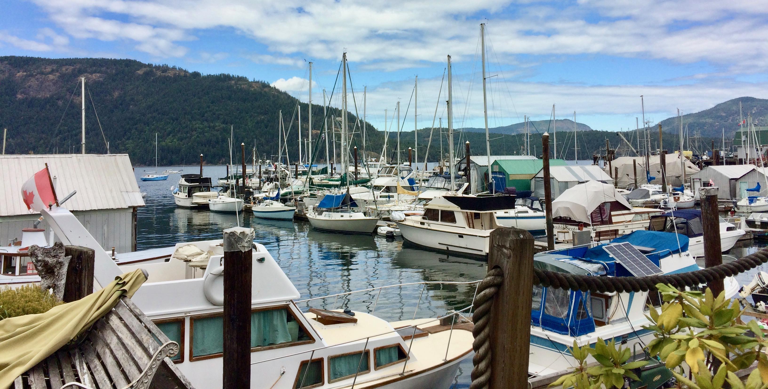Genoa Bay boats