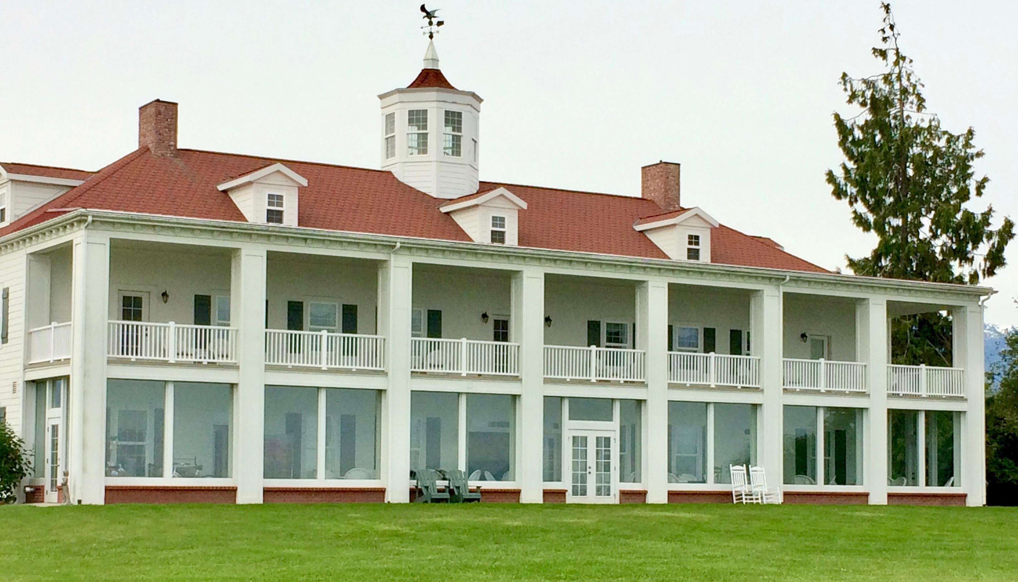 George Washington Inn & Estate BnB